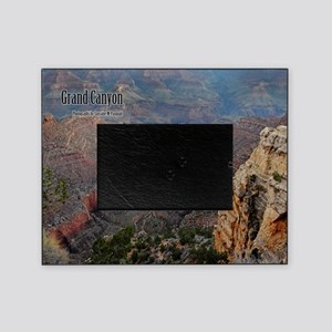 9x11_over-front-canyon Picture Frame