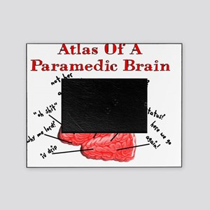 Atlas of a Paramedic Brain Picture Frame
