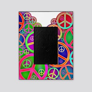 Peace and Love Picture Frame