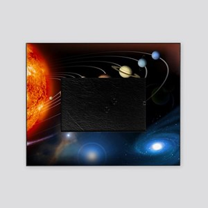 Solar system planets Picture Frame