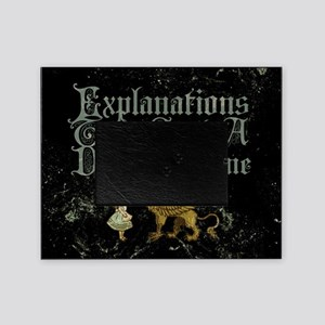 alice-explanations_9x12 Picture Frame