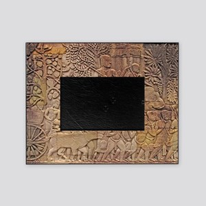 Bas-relief Picture Frame