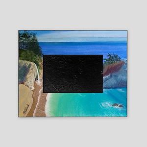 McWay Falls Big Sur Picture Frame