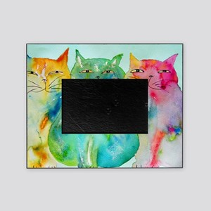 Haleiwa Cats 250 Picture Frame