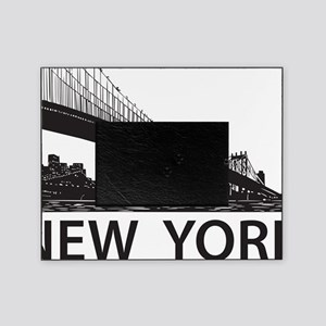 New York Skyline Picture Frame
