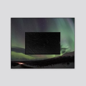 Northern Lights Picture Frame