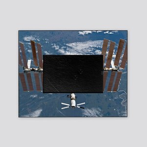 International Space Station, 2011 Picture Frame