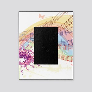 Colorful Music Picture Frame