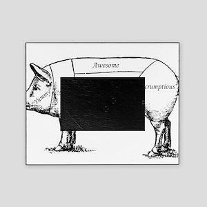 Tasty Pig Picture Frame
