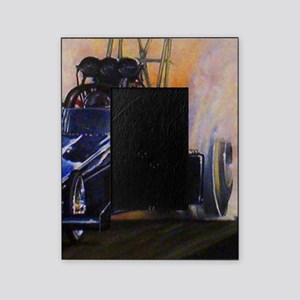 Auto Racing Picture Frame