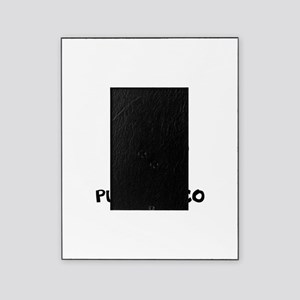 Puerto Rico Picture Frame