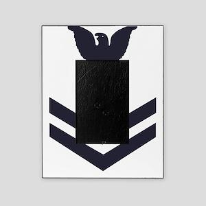 Navy-Rank-AC2-Whites- Picture Frame