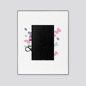 Inspirational Butterfly Picture Frame