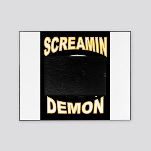 SCREAMIN DEMON Picture Frame