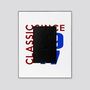 Classic Since 1947 Birthday Designs Picture Frame