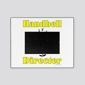 Handbell Director big Picture Frame