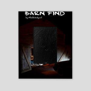 barn-find vertical calendar cafepres Picture Frame