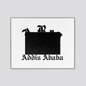 I rep Addis Ababa Picture Frame