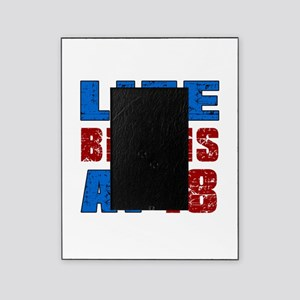 Life Begins At 18 Picture Frame