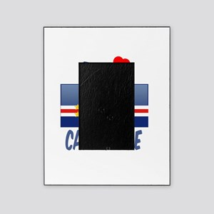 My Love Cape Verde Picture Frame