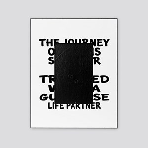 Traveled With Guyanaese Life Partner Picture Frame