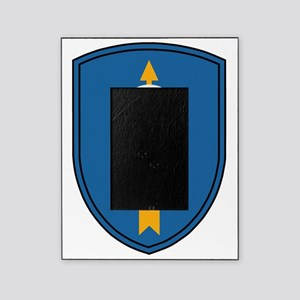 Army-8th-Infantry-Div-Dark Picture Frame