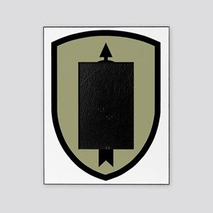 Army-8th-Infantry-Div-Dark-5 Picture Frame