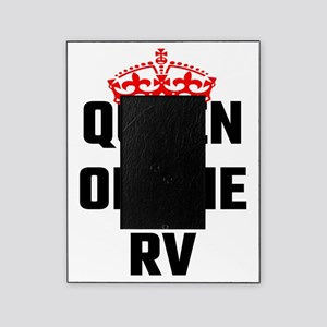 Queen Of The RV Picture Frame