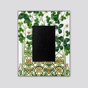 Celtic Shamrock Picture Frame