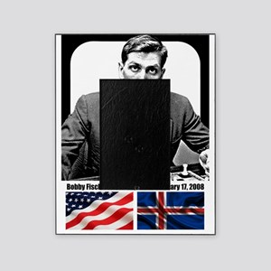 Robert Bobby Fischer American Chess Picture Frame