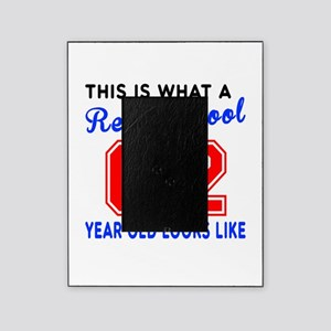 Really Cool 02 Birthday Designs Picture Frame