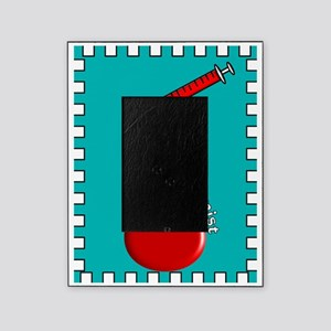 Phlebotomist BLANKET Picture Frame