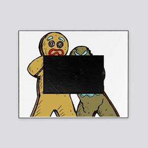Gingerbread Zombies Picture Frame