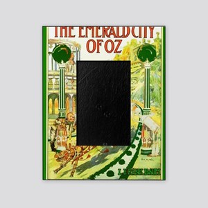 The Emerald City of Oz Picture Frame