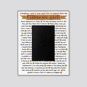 Gilmore Life Lessons for white Picture Frame