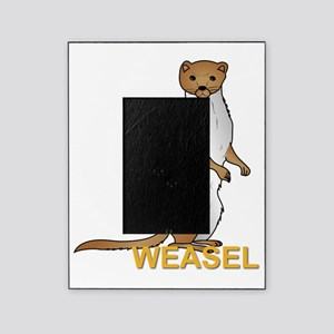 Weasel Picture Frame
