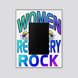 WOMEN ROCK Picture Frame