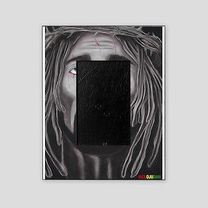 Black Jesus Picture Frame
