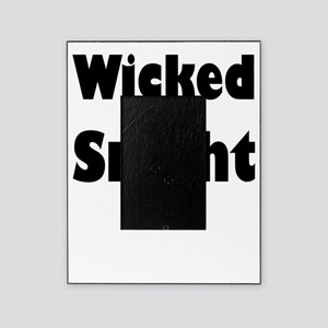 Wicked Smaht Picture Frame