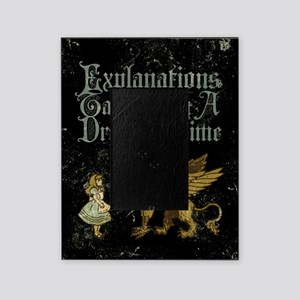 alice-explanations_13-5x18 Picture Frame