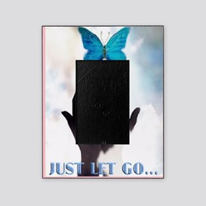 JUST LET GO Picture Frame