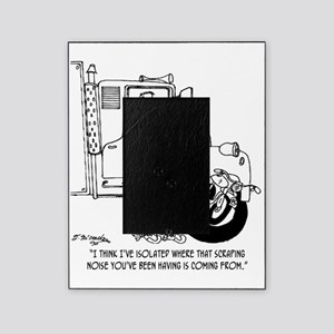 5441_truck_cartoon Picture Frame