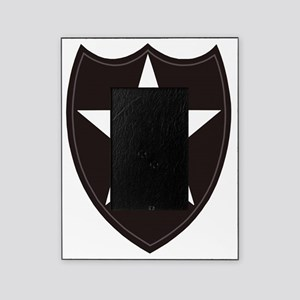 Army-2nd-Infantry-Shoulder-Patch Picture Frame