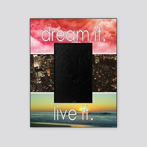 Dream It Do It Live It Picture Frame