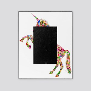 Prismatic Rainbow Unicorn Picture Frame