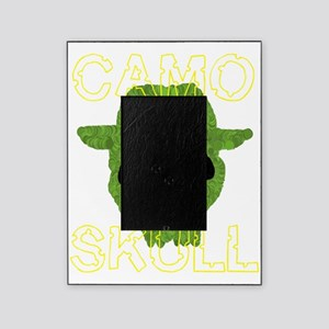 camo skull2 Picture Frame