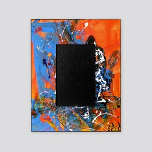 Abstract Epee2 Picture Frame