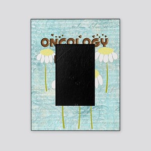 Oncology Nurse Daisies Electronics Picture Frame