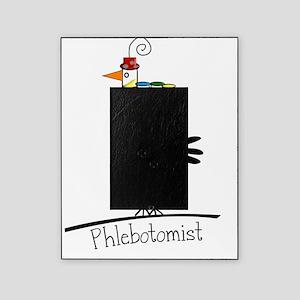 phlebotomist bird FINAL Picture Frame
