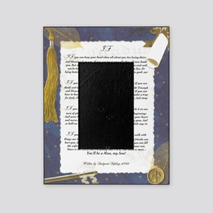 Graduation Key To The Future IF by R Picture Frame